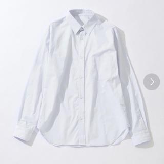 ジーユー(GU)のブロードシャツ(シャツ)