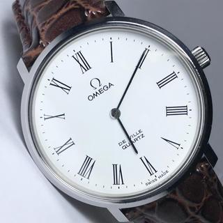 OMEGA - ★極美品★OMEGA★オメガ/デビル アンティーク クオーツ腕時計 ローマン