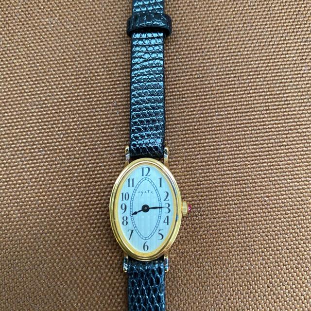 agete(アガット)のagete  腕時計 レディースのファッション小物(腕時計)の商品写真