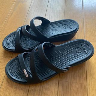 crocs - クロックス サンダル W7