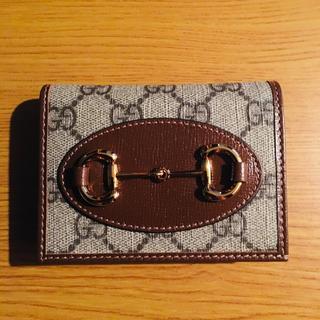 Gucci - グッチ 二つ折り財布 新品