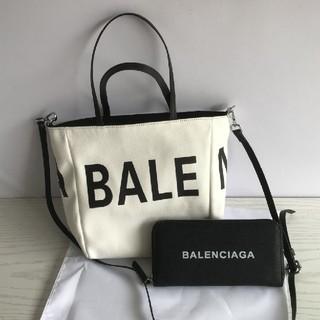 Balenciaga - 【BALENCIAGA】カナパショルダーバッグ財布2点