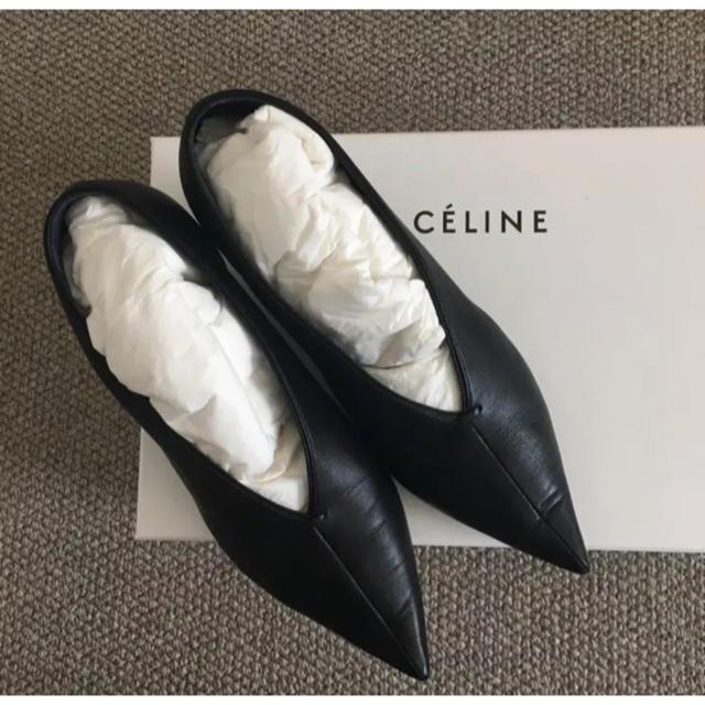 celine(セリーヌ)のセリーヌ パンプス レディースの靴/シューズ(ハイヒール/パンプス)の商品写真