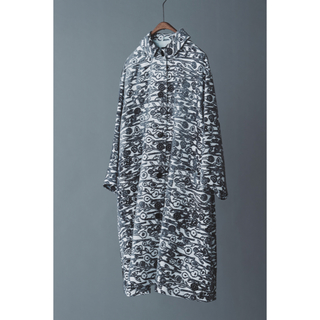 mina perhonen - 新品!ミナペルホネン siesta コート 38 ホワイト