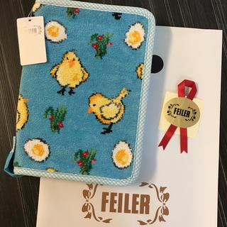 フェイラー(FEILER)の【新品】フェイラー 母子手帳ケース ピヨピヨ(母子手帳ケース)