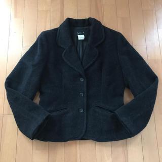 アニエスベー(agnes b.)のアニエスベー テーラード ジャケット 美品 レディース ヴィンテージ フランス製(テーラードジャケット)