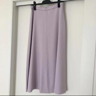 スコットクラブ(SCOT CLUB)のアトリエシックス フレアスカート(ロングスカート)
