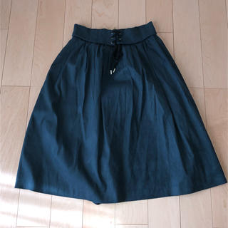 ジルバイジルスチュアート(JILL by JILLSTUART)の美品 ジルバイジルスチュアート スカート(ひざ丈スカート)