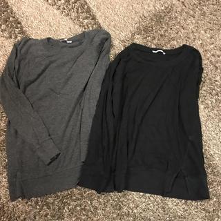 ZARA - ZARA 長袖Tシャツ 2枚セット Mサイズ