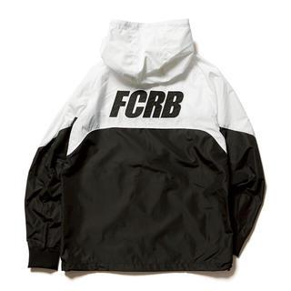 F.C.R.B. - FCRB VENTILATION TRACK JACKET