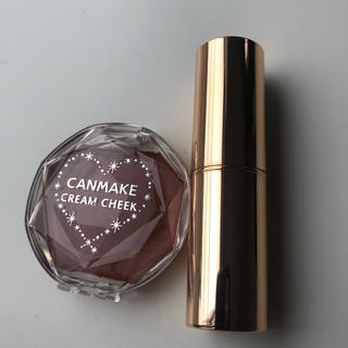 CANMAKE - キャンメイク クリームチーク17 メルティールミナスルージュ04