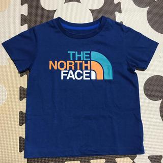 THE NORTH FACE - ノースフェイスロゴTシャツ100