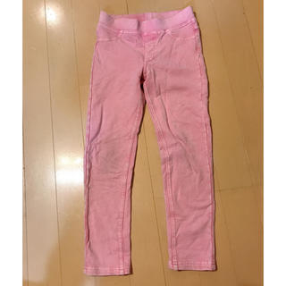 H&M - H&M レギンス パンツ 120cm ピンク ビンテージ