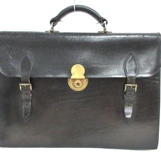 ポールスミス(Paul Smith)のポールスミス ビジネスバッグ - 黒 レザー(ビジネスバッグ)