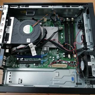デル(DELL)のDELL OPTIPLEX 7010 i5-3570 HDD無,メモリ無,電源無(PCパーツ)