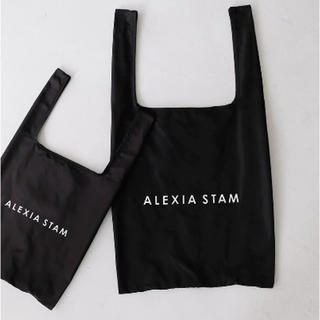 ALEXIA STAM - アリシアスタン Mサイズ エコバッグ