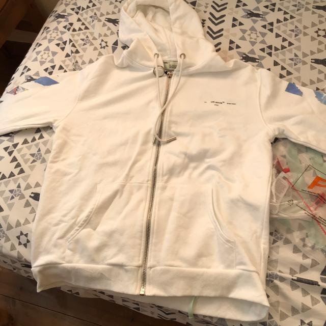 OFF-WHITE(オフホワイト)のoff-whiteパーカー メンズのトップス(パーカー)の商品写真
