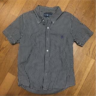 ラルフローレン(Ralph Lauren)のラルフローレン ★ストライプシャツ(シャツ/ブラウス(半袖/袖なし))
