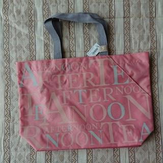 アフタヌーンティー(AfternoonTea)のAfternoon Tea スリットポケット付きロゴバッグ Sサイズ(トートバッグ)