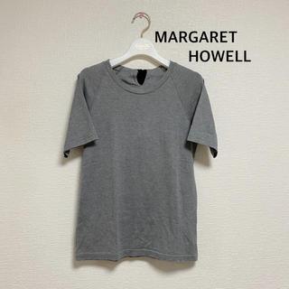 MARGARET HOWELL - 美品【MARGARET HOWELL】バックリボン Tシャツ