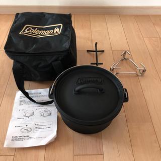 コールマン(Coleman)のコールマン ダッジオーブン10 ダッジオーブンスタンド付き(調理器具)
