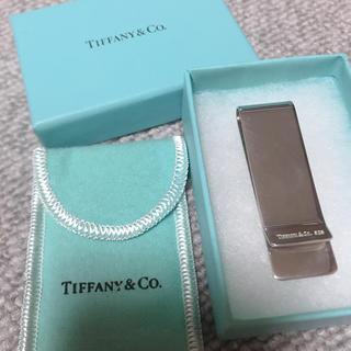 ティファニー(Tiffany & Co.)のTiffany クラシック マネークリップ(マネークリップ)