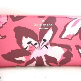 ケイトスペードニューヨーク(kate spade new york)のケイトスペード 長財布新品同様  PWRU5005(財布)