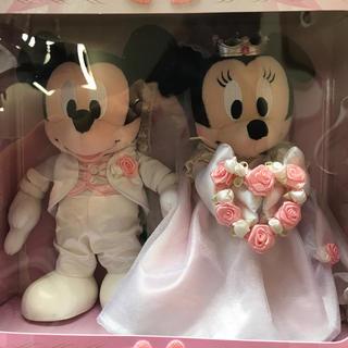 Disney - ブライダル電報? ミッキーミニーセット