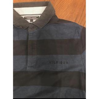 トミーヒルフィガー(TOMMY HILFIGER)のTOMMY HILFIGER メンズ ポロシャツ L(ポロシャツ)