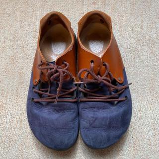 ビルケンシュトック(BIRKENSTOCK)のBIRKENSTOCK ビルケンシュトック モンタナ 24cm 37(ローファー/革靴)