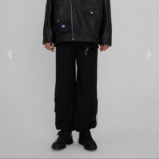 MAISON KITSUNE' - adererror 19aw 裾絞りスラックス