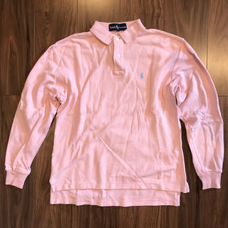 ラルフローレン(Ralph Lauren)のラルフローレン 長袖 ポロシャツ(ポロシャツ)