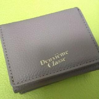 ドゥーズィエムクラス(DEUXIEME CLASSE)のBAILA 付録 ミニ財布(財布)