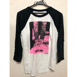 コンバース(CONVERSE)のコンバース Tシャツ Sサイズ(Tシャツ(長袖/七分))