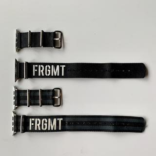 FRAGMENT - fragment design Apple Watch用NATOストラップ