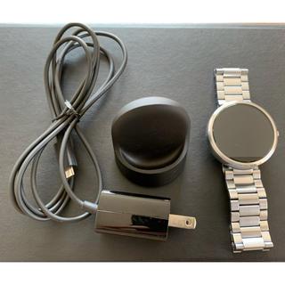 moto360(腕時計(デジタル))