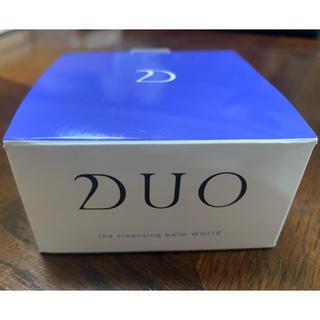 DUO(デュオ) ザ クレンジングバーム ホワイト(90g)(クレンジング/メイク落とし)