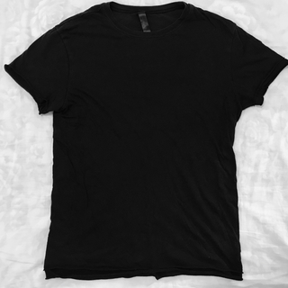 ダブルジェーケー(wjk)のwjk Tシャツ ブラック(Tシャツ/カットソー(半袖/袖なし))