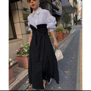 Ameri VINTAGE - 新品ameri MILLEFEUILLE SHIRT DRESS