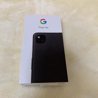 Softbank - Google pixel4a SIMフリー