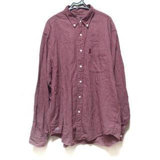 パーリーゲイツ(PEARLY GATES)のパーリーゲイツ 長袖シャツ サイズ3 L -(シャツ)