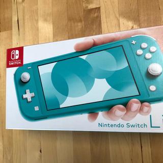 Nintendo Switch - Nintendo Switch Lite ライト ターコイズ 本体 スイッチ