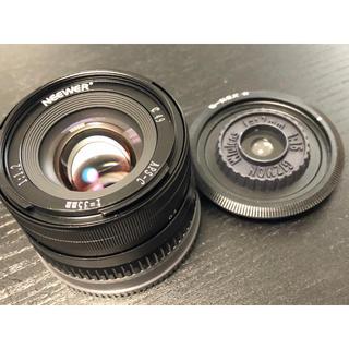 SONY - Sony  EマウントNEX α用 NEEWER f1.2 35mm他