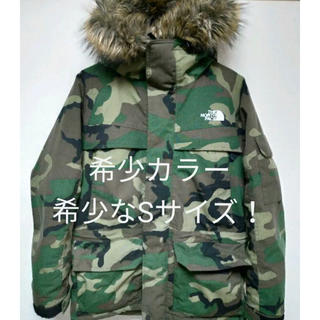 THE NORTH FACE - THE NORTH FACE NOVELTY MCMURDO PARKA  S