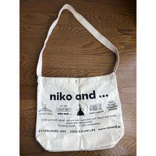 ニコアンド(niko and...)のniko and...トートバッグ (トートバッグ)