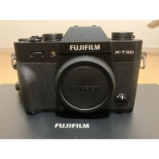 富士フイルム - FUJIFILM X-T30とXF27mm f2.8レンズお得セット