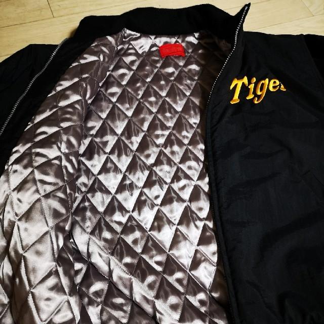 Rawlings(ローリングス)の阪神タイガースジャンパー【超レア物】 スポーツ/アウトドアの野球(ウェア)の商品写真