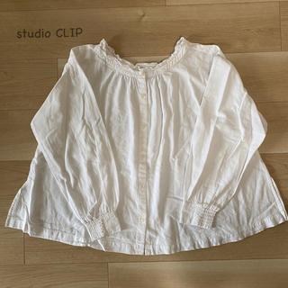 スタディオクリップ(STUDIO CLIP)の♡studio clip シャツ(シャツ/ブラウス(長袖/七分))