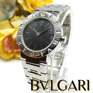 ブルガリ(BVLGARI)の極美品 ブルガリ BB23SS ブルガリブルガリ レディース 腕時計(腕時計)