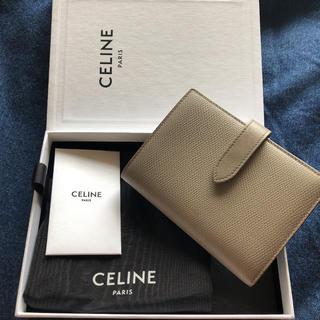 celine - セリーヌ 財布 ペブル